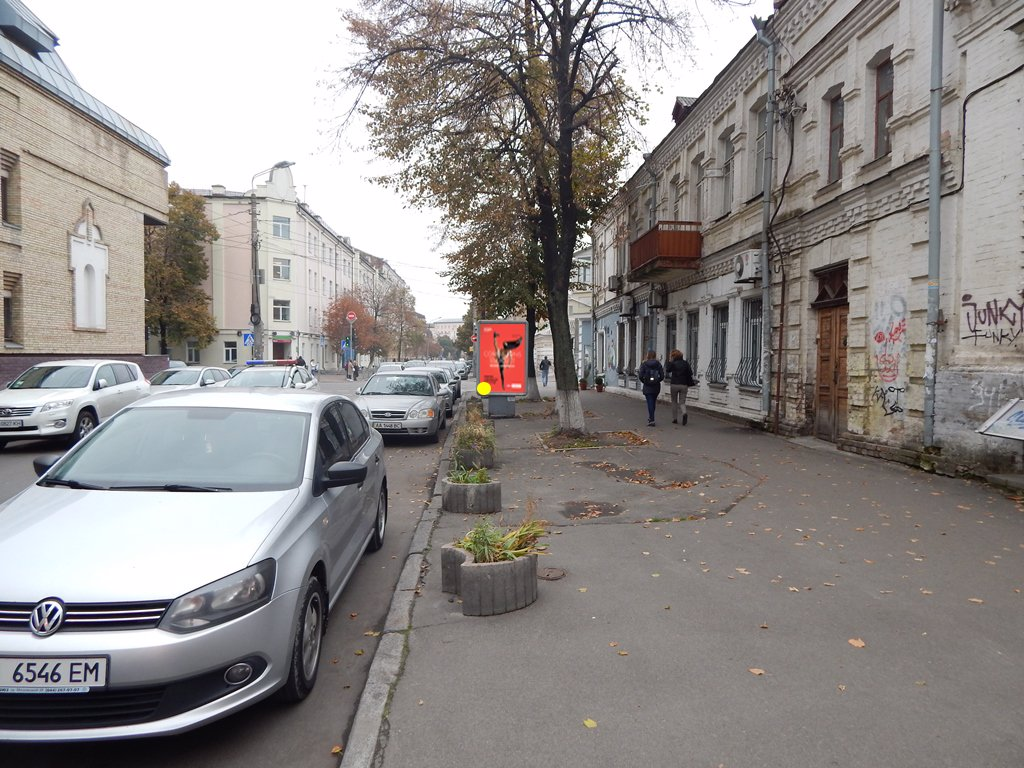 Ситилайт №219732 в городе Киев (Киевская область), размещение наружной рекламы, IDMedia-аренда по самым низким ценам!