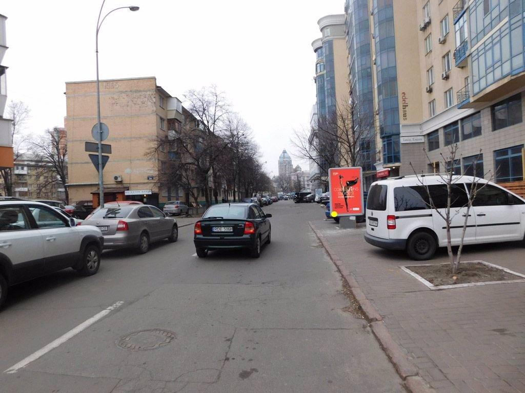 Ситилайт №219996 в городе Киев (Киевская область), размещение наружной рекламы, IDMedia-аренда по самым низким ценам!