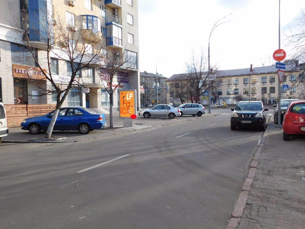 Ситилайт №219997 в городе Киев (Киевская область), размещение наружной рекламы, IDMedia-аренда по самым низким ценам!