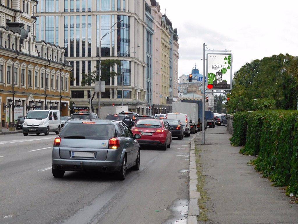 Ситилайт №220291 в городе Киев (Киевская область), размещение наружной рекламы, IDMedia-аренда по самым низким ценам!