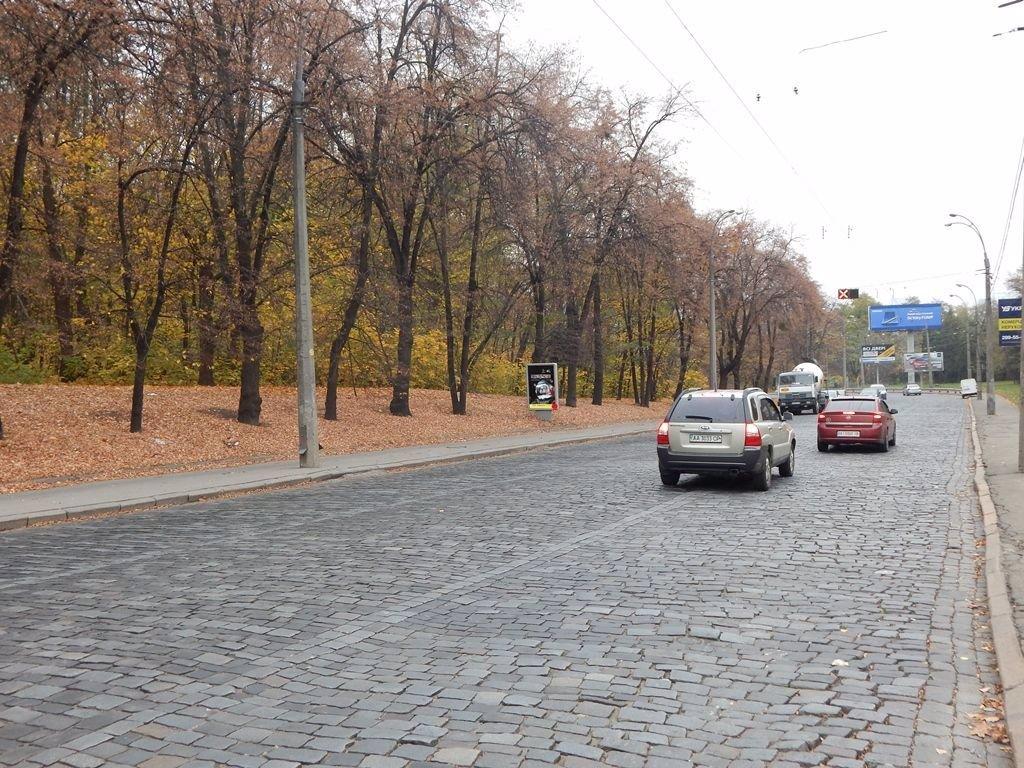 Ситилайт №220340 в городе Киев (Киевская область), размещение наружной рекламы, IDMedia-аренда по самым низким ценам!