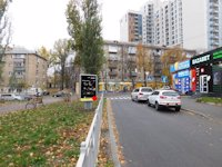 Ситилайт №220349 в городе Киев (Киевская область), размещение наружной рекламы, IDMedia-аренда по самым низким ценам!