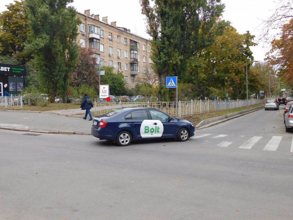 Ситилайт №220350 в городе Киев (Киевская область), размещение наружной рекламы, IDMedia-аренда по самым низким ценам!