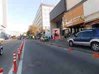 Ситилайт №220521 в городе Киев (Киевская область), размещение наружной рекламы, IDMedia-аренда по самым низким ценам!