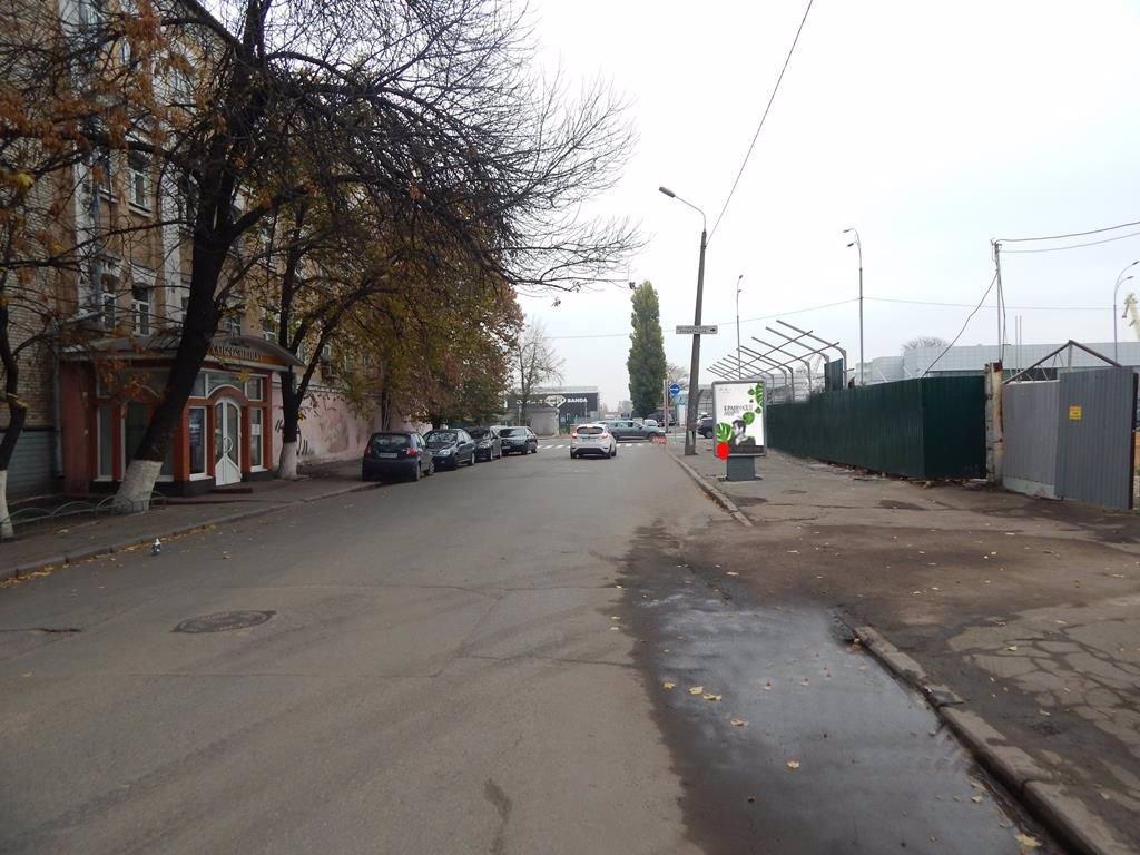 Ситилайт №220585 в городе Киев (Киевская область), размещение наружной рекламы, IDMedia-аренда по самым низким ценам!