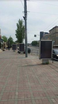 Ситилайт №220643 в городе Винница (Винницкая область), размещение наружной рекламы, IDMedia-аренда по самым низким ценам!