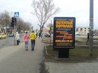 Ситилайт №220688 в городе Лозовая (Харьковская область), размещение наружной рекламы, IDMedia-аренда по самым низким ценам!