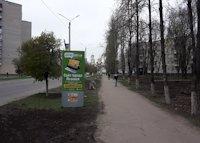 Ситилайт №220700 в городе Лозовая (Харьковская область), размещение наружной рекламы, IDMedia-аренда по самым низким ценам!