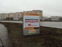 Ситилайт №220707 в городе Лозовая (Харьковская область), размещение наружной рекламы, IDMedia-аренда по самым низким ценам!