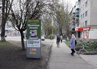 Ситилайт №220715 в городе Лозовая (Харьковская область), размещение наружной рекламы, IDMedia-аренда по самым низким ценам!