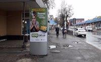 Ситилайт №220732 в городе Лозовая (Харьковская область), размещение наружной рекламы, IDMedia-аренда по самым низким ценам!