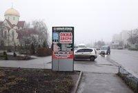 Ситилайт №220740 в городе Лозовая (Харьковская область), размещение наружной рекламы, IDMedia-аренда по самым низким ценам!