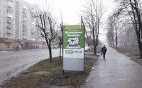 Ситилайт №220741 в городе Лозовая (Харьковская область), размещение наружной рекламы, IDMedia-аренда по самым низким ценам!