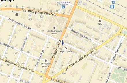 IDMedia Арендовать и разместить Брандмауэр в городе Лозовая (Харьковская область) №220795 схема