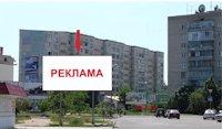 Билборд №220801 в городе Новая Каховка (Херсонская область), размещение наружной рекламы, IDMedia-аренда по самым низким ценам!