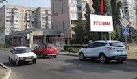 Билборд №220808 в городе Новая Каховка (Херсонская область), размещение наружной рекламы, IDMedia-аренда по самым низким ценам!