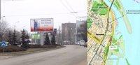Бэклайт №220834 в городе Днепр (Днепропетровская область), размещение наружной рекламы, IDMedia-аренда по самым низким ценам!