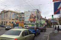 Брандмауэр №220840 в городе Луцк (Волынская область), размещение наружной рекламы, IDMedia-аренда по самым низким ценам!