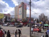 Брандмауэр №220844 в городе Тернополь (Тернопольская область), размещение наружной рекламы, IDMedia-аренда по самым низким ценам!