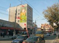 Брандмауэр №220845 в городе Тернополь (Тернопольская область), размещение наружной рекламы, IDMedia-аренда по самым низким ценам!