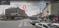 Брандмауэр №220852 в городе Ровно (Ровенская область), размещение наружной рекламы, IDMedia-аренда по самым низким ценам!