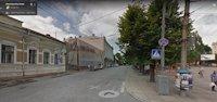 Брандмауэр №220854 в городе Черновцы (Черновицкая область), размещение наружной рекламы, IDMedia-аренда по самым низким ценам!