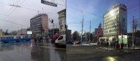 Брандмауэр №220856 в городе Винница (Винницкая область), размещение наружной рекламы, IDMedia-аренда по самым низким ценам!