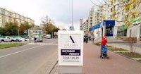 Ситилайт №221044 в городе Вишневое (Киевская область), размещение наружной рекламы, IDMedia-аренда по самым низким ценам!