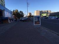 Ситилайт №221047 в городе Вишневое (Киевская область), размещение наружной рекламы, IDMedia-аренда по самым низким ценам!