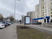 Ситилайт №221049 в городе Вишневое (Киевская область), размещение наружной рекламы, IDMedia-аренда по самым низким ценам!