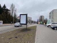 Ситилайт №221052 в городе Вишневое (Киевская область), размещение наружной рекламы, IDMedia-аренда по самым низким ценам!