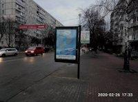 Ситилайт №221054 в городе Вишневое (Киевская область), размещение наружной рекламы, IDMedia-аренда по самым низким ценам!