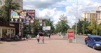 Ситилайт №221057 в городе Вишневое (Киевская область), размещение наружной рекламы, IDMedia-аренда по самым низким ценам!