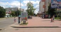 Ситилайт №221058 в городе Вишневое (Киевская область), размещение наружной рекламы, IDMedia-аренда по самым низким ценам!