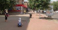 Ситилайт №221063 в городе Вишневое (Киевская область), размещение наружной рекламы, IDMedia-аренда по самым низким ценам!