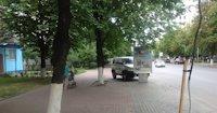 Ситилайт №221071 в городе Вишневое (Киевская область), размещение наружной рекламы, IDMedia-аренда по самым низким ценам!