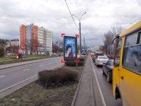 Скролл №221240 в городе Львов (Львовская область), размещение наружной рекламы, IDMedia-аренда по самым низким ценам!