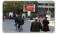 Экран №221560 в городе Ивано-Франковск (Ивано-Франковская область), размещение наружной рекламы, IDMedia-аренда по самым низким ценам!