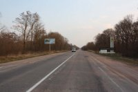 Билборд №221699 в городе Житомир трасса (Житомирская область), размещение наружной рекламы, IDMedia-аренда по самым низким ценам!