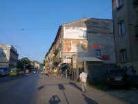 Билборд №221752 в городе Львов (Львовская область), размещение наружной рекламы, IDMedia-аренда по самым низким ценам!