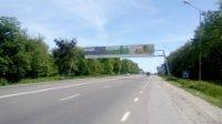 Арка №221760 в городе Львов (Львовская область), размещение наружной рекламы, IDMedia-аренда по самым низким ценам!