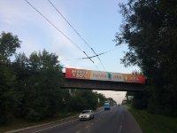 Арка №221793 в городе Львов (Львовская область), размещение наружной рекламы, IDMedia-аренда по самым низким ценам!