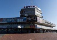 Брандмауэр №222035 в городе Хмельницкий (Хмельницкая область), размещение наружной рекламы, IDMedia-аренда по самым низким ценам!