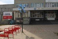 Брандмауэр №222036 в городе Хмельницкий (Хмельницкая область), размещение наружной рекламы, IDMedia-аренда по самым низким ценам!