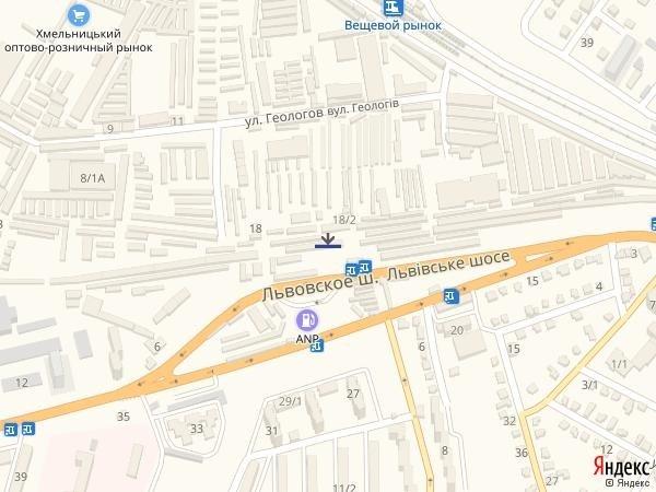 IDMedia Арендовать и разместить Брандмауэр в городе Хмельницкий (Хмельницкая область) №222038 схема