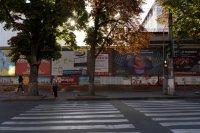 Брандмауэр №222046 в городе Хмельницкий (Хмельницкая область), размещение наружной рекламы, IDMedia-аренда по самым низким ценам!