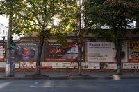 Брандмауэр №222049 в городе Хмельницкий (Хмельницкая область), размещение наружной рекламы, IDMedia-аренда по самым низким ценам!