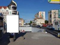 Ситилайт №222061 в городе Хмельницкий (Хмельницкая область), размещение наружной рекламы, IDMedia-аренда по самым низким ценам!
