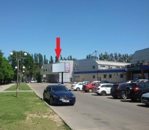 Билборд №222107 в городе Кривой Рог (Днепропетровская область), размещение наружной рекламы, IDMedia-аренда по самым низким ценам!