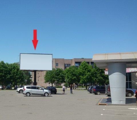 Билборд №222110 в городе Кривой Рог (Днепропетровская область), размещение наружной рекламы, IDMedia-аренда по самым низким ценам!